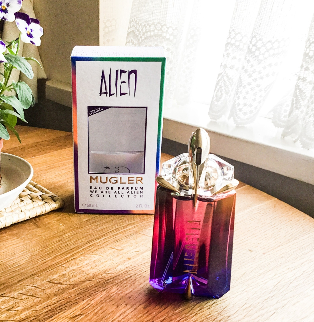 Mugler, We Are All Alien Collector Edition – Pink Wall Blog