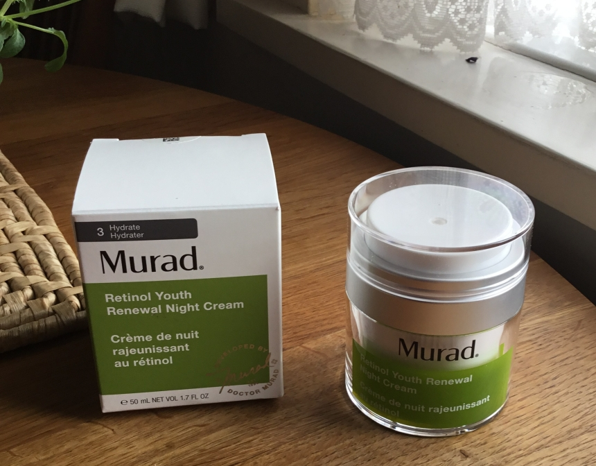 Murad, Retinol Youth Renewal Collection – Pink Wall Blog